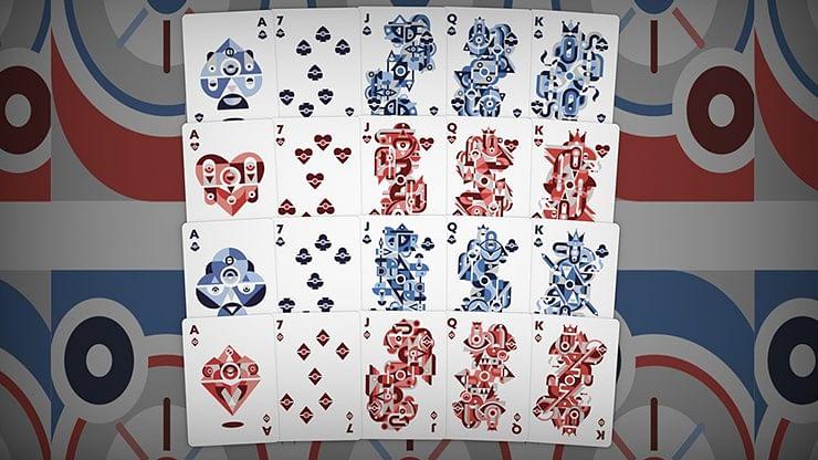 Bicycle EYE Playing Cards