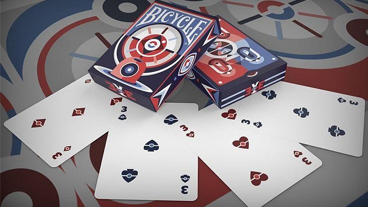 Bicycle EYE Playing Cards - magic