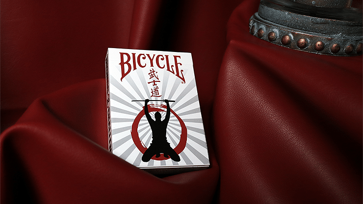 Bicycle Feudal Bushido Challenge Playing Cards - magic