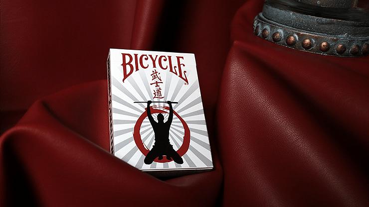 Bicycle Feudal Bushido Challenge Playing Cards - magic