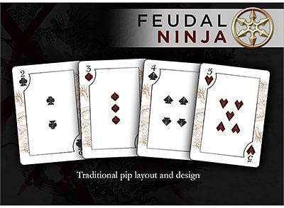 Bicycle Feudal Ninja Deck