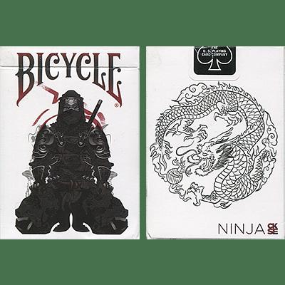 Bicycle Feudal Ninja Deck (Limited Edition) - magic