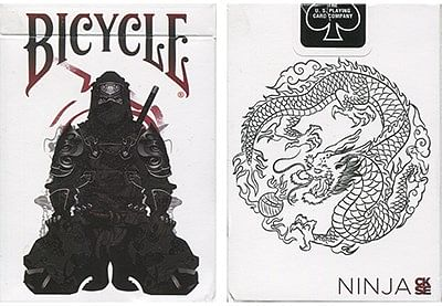 Bicycle Feudal Ninja Deck - magic