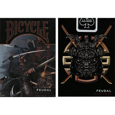Bicycle Feudal Samurai Deck - magic