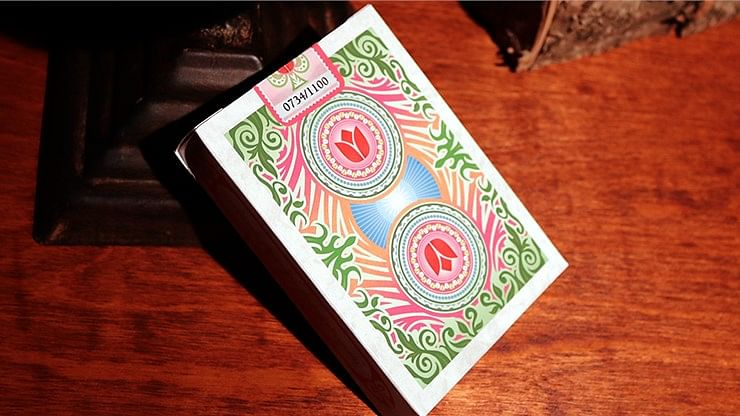Bicycle Four Seasons Limited Edition Spring Playing Cards