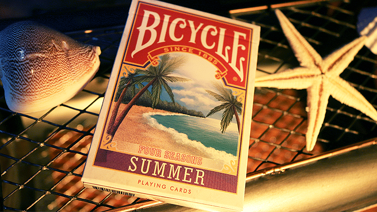 Bicycle Four Seasons Playing Cards - magic