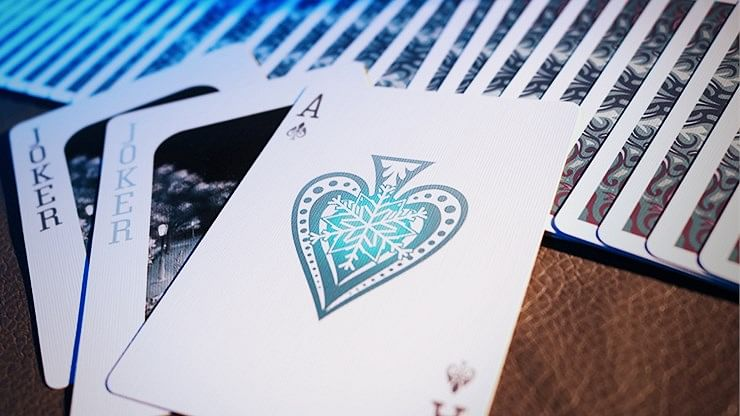Bicycle Four Seasons Limited Edition Winter Playing Cards