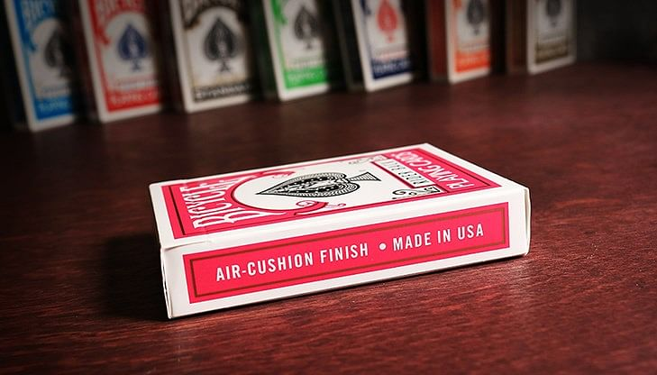 Bicycle Fuchsia Playing Cards