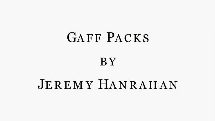 Bicycle Gaff Pack - magic