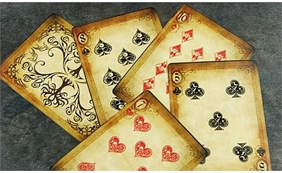 Bicycle Gnomes Playing Cards