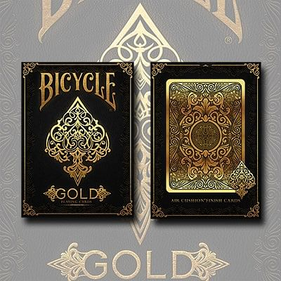 Bicycle Gold Deck