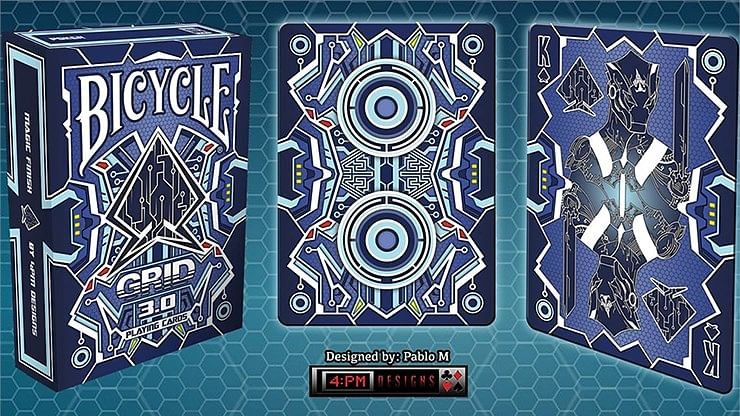 Bicycle Grid 3.0 (Limited Edition) - magic