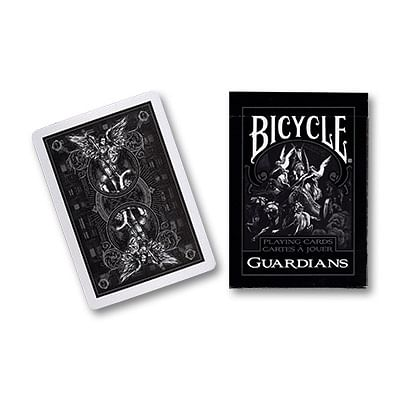 Bicycle Guardians Playing Cards - magic