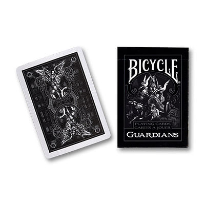 Bicycle Guardian Playing Cards - magic