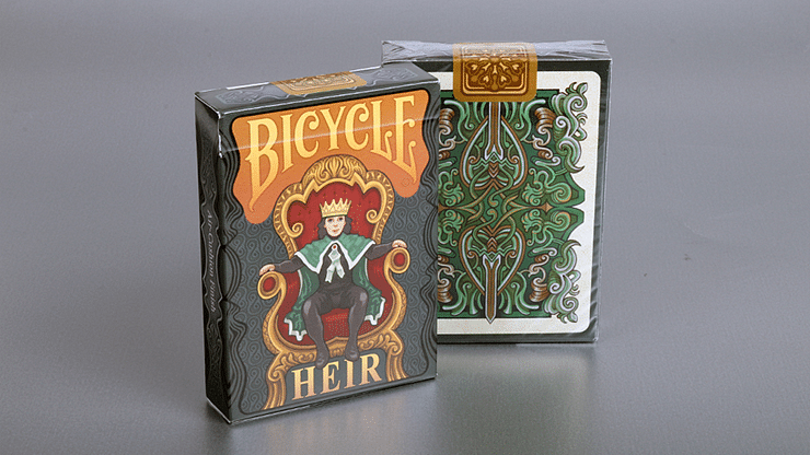 Bicycle Heir Playing Cards - magic