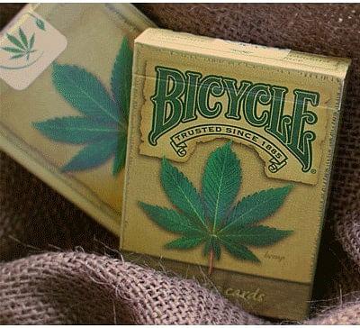 Bicycle Hemp Deck - magic