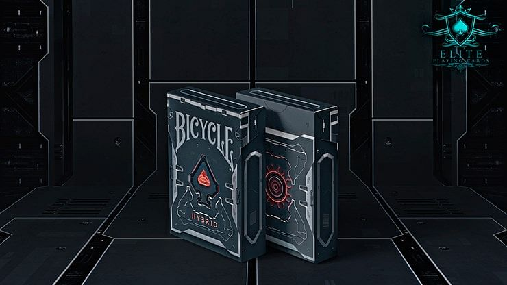 Bicycle Hybrid Playing Cards - magic