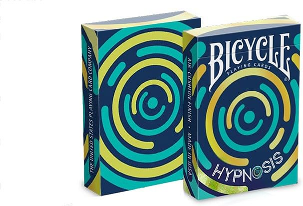 Bicycle Hypnosis Playing Cards - magic