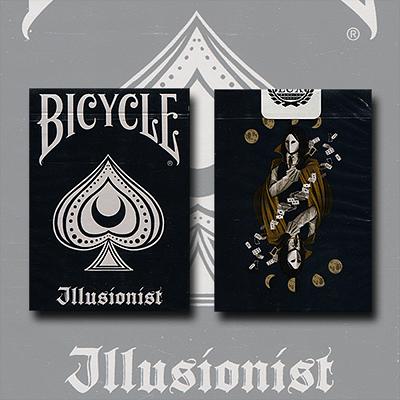 Bicycle Illusionist Deck Limited Edition (Dark) - magic