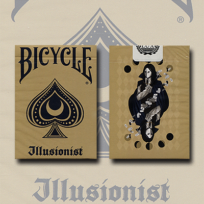 Bicycle Illusionist Deck Limited Edition - magic