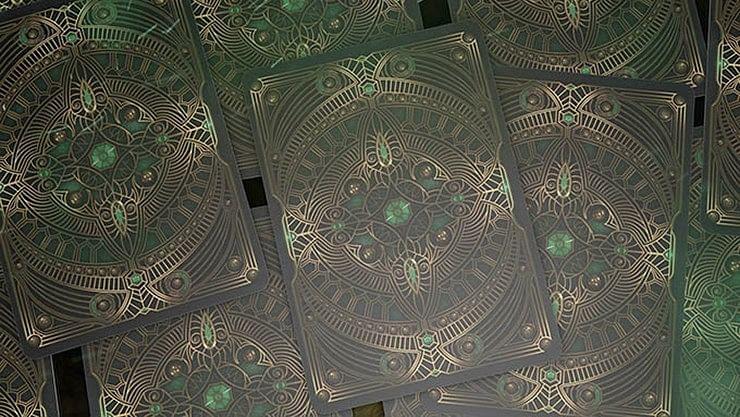 Bicycle Jade Playing Cards