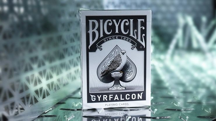 Gyrfalcon Playing Cards - magic