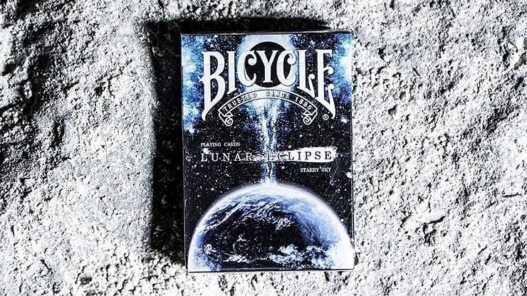 Bicycle Lunar Eclipse  Playing Cards - magic