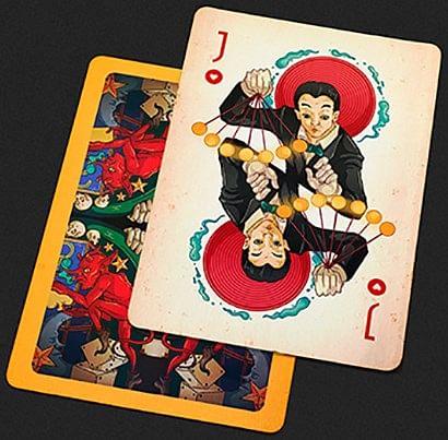 Bicycle Magic Playing Cards