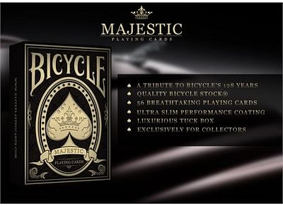 Bicycle Majestic Deck