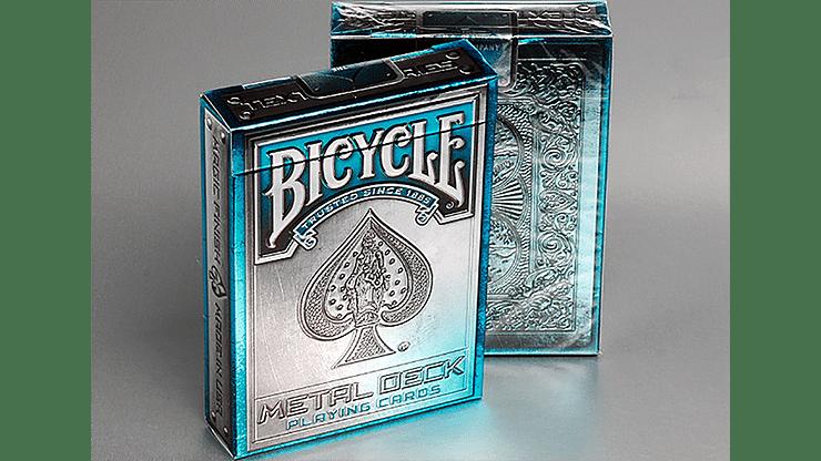 Bicycle Metal Rider Back Playing Cards - magic