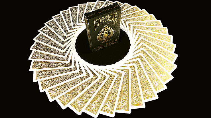 Bicycle MetalLuxe Playing Cards - magic