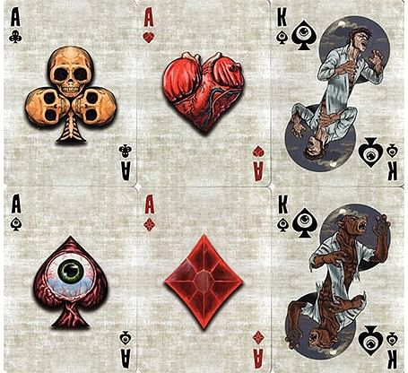 Bicycle Monster Playing Cards