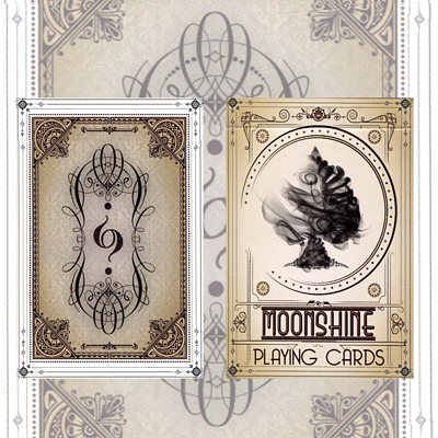 Bicycle Moonshine Playing Cards - magic