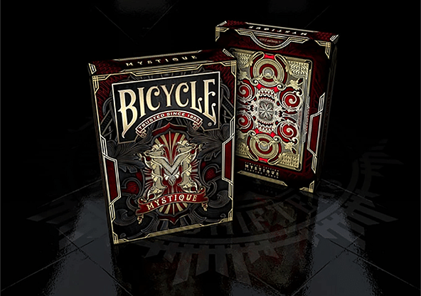 Bicycle Mystique Playing Cards - magic