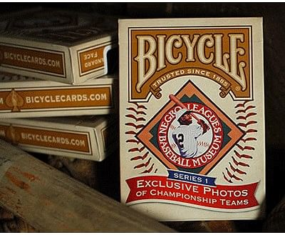 Bicycle Negro Leagues Playing Cards - magic