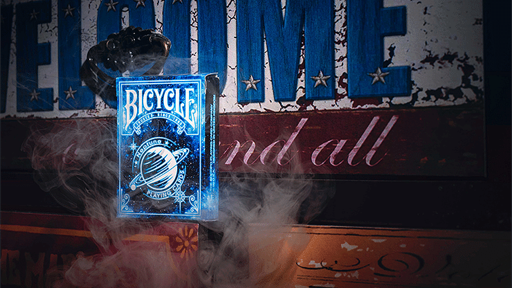Bicycle Neptune Playing Cards - magic