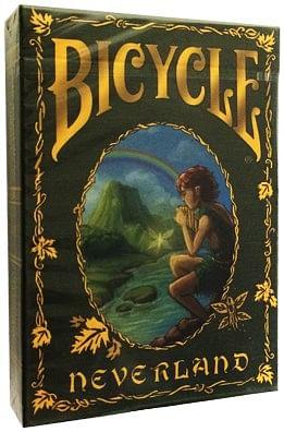 Bicycle Neverland Deck - magic