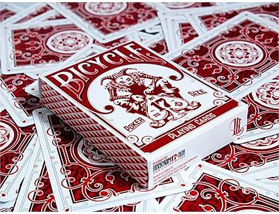 Bicycle No. 17 Playing Cards (Branded)