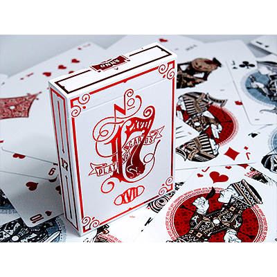 Bicycle No. 17 Playing Cards (Unbranded) - magic