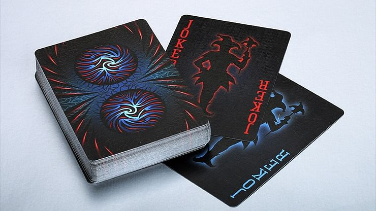 Bicycle Nocturnal Playing Cards - magic
