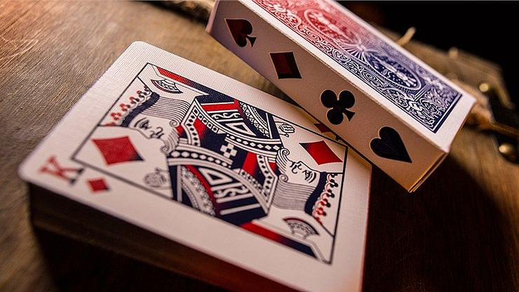 Bicycle Ombre Playing Cards