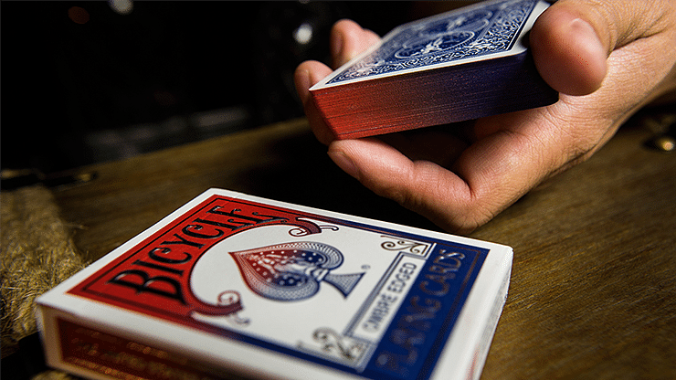 Bicycle Ombre Playing Cards - magic
