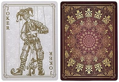 Bicycle One Million Playing Cards (Red)