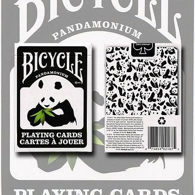 Bicycle Panda Playing Cards - magic