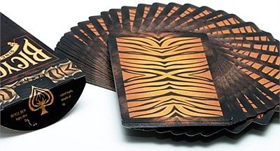 Bicycle Panthera Playing Cards