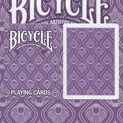 Peacock Deck (Purple) - magic