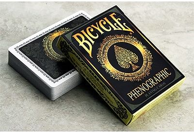 Bicycle Phenographic Playing Cards - magic