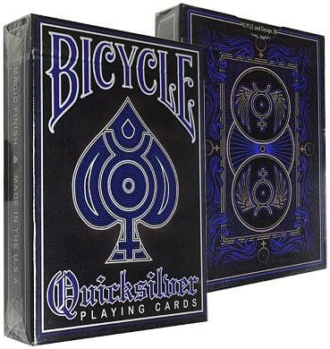 Bicycle Quicksilver Standard Deck - magic