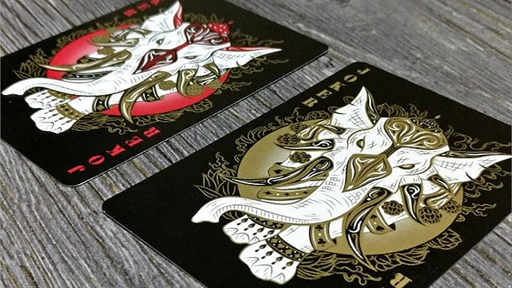 Bicycle Realms  Playing Cards