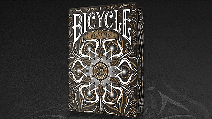 Bicycle Realms Playing Cards - magic